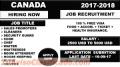 CANADA JOBS QUIERES TRABAJAR .. ESTAMOS CONTRATANDO YA