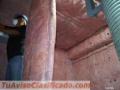 Aislamiento, cuartos fríos, tuberías, poliuretano